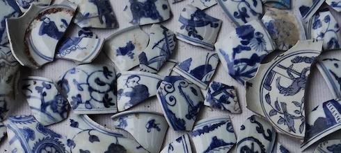 Anne Gerritsen on China's porcelain shard market