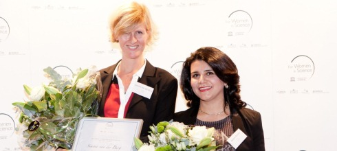 for-women-in-science-fellowship-for-maryam-kavousi-and-simone-van-den-burg