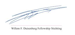 The Willem F. Duisenberg Fellowship Foundation