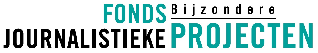 Fonds Bijzondere Journalistieke Projecten Logo
