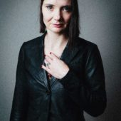 Nadine Akkerman. Photograph by Rob Blackham