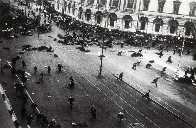 1917 February Revolution