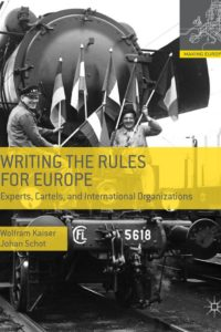Writing the Rules for Europe 1