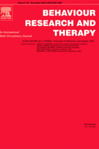 The effects of cognitive-behavior therapy for depression on repetitive negative thinking: A meta-analysis