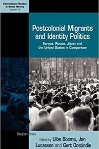 Postcolonial migrants and identity politics: Europe, Russia, Japan and the United States in comparison