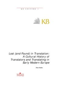 Lost (and Found) in Translation 4