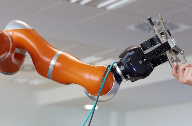 Human-Robot Touch