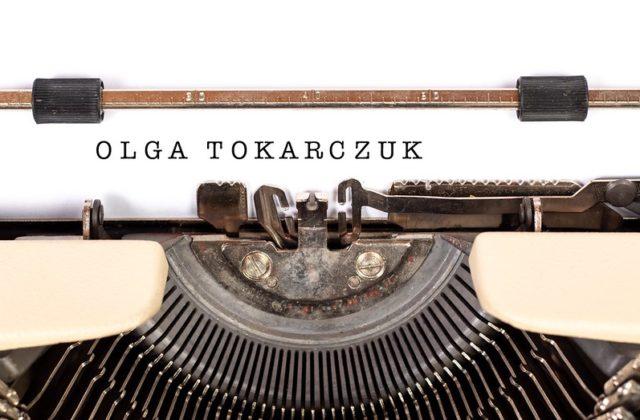 Nobelprize for Literature for Alumna Olga Tokarczuk