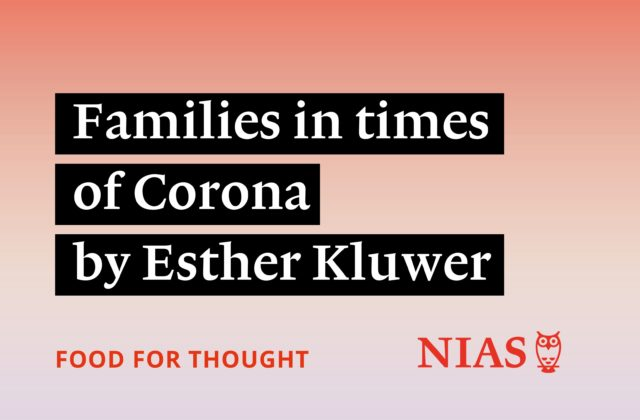 Families in times of Corona