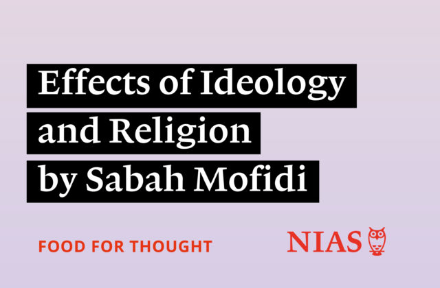 Effects of Ideology and Religion