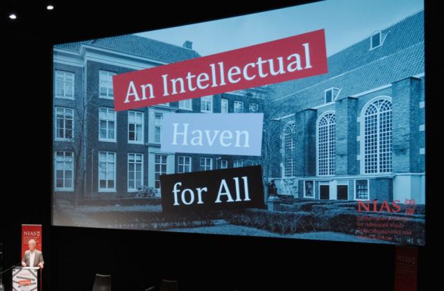 Jan Willem Duyvendak on An Intellectual Haven 2