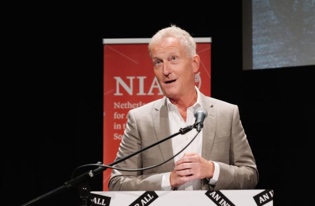 Jan Willem Duyvendak on An Intellectual Haven