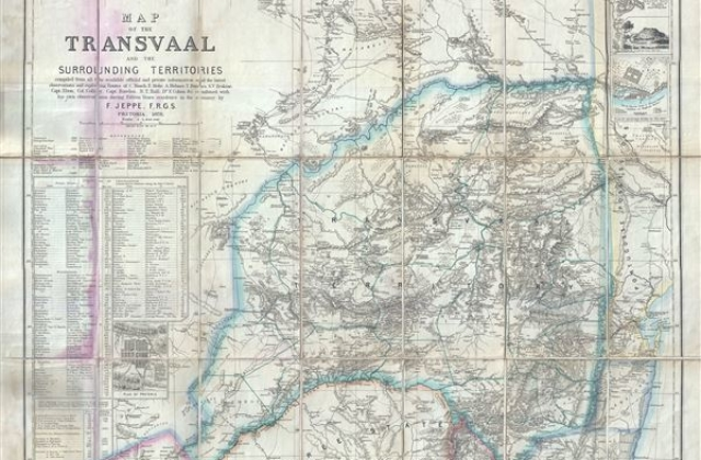 Rethinking Colonial Mapmaking: Collecting and Mapping Knowledge of Southern Africa