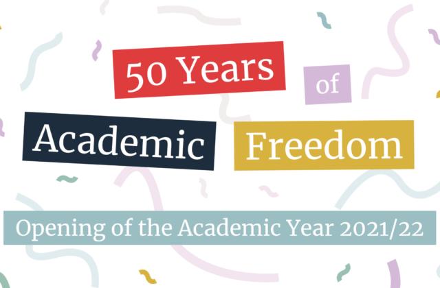 Opening Academic Year 2021/22 9