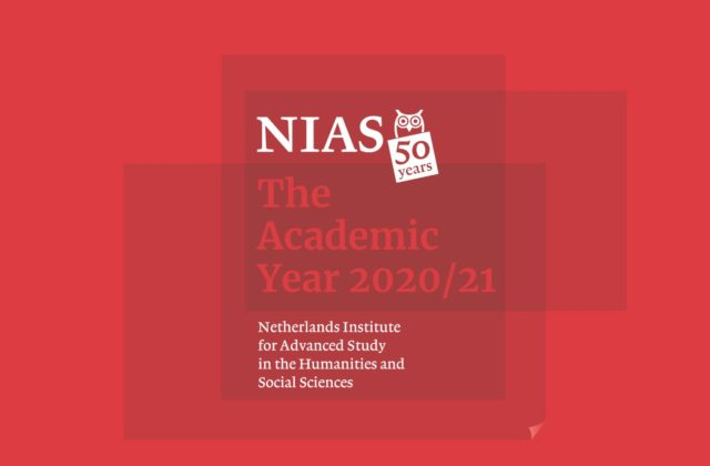 Online: The NIAS Academic Year 2020/21