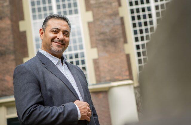 Current Fellow Ghazwan Yaghi Nominated for UAF Award